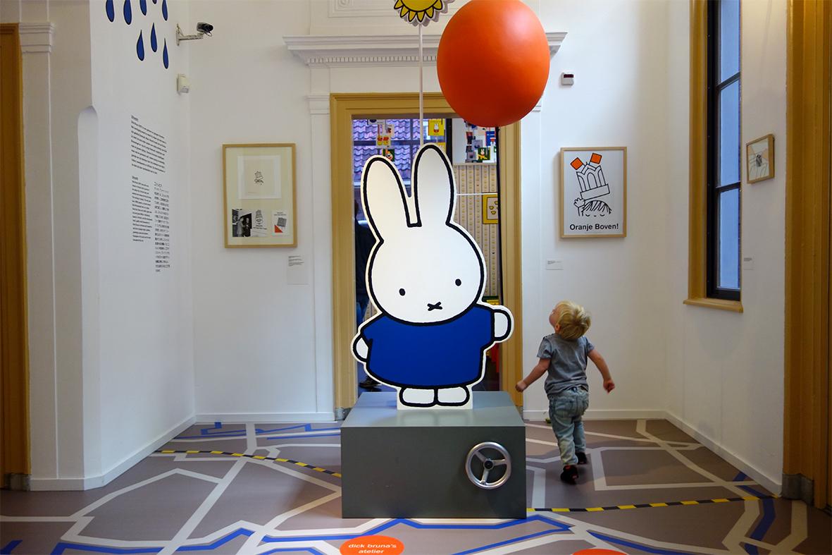 herfstvakantie met kinderen, Nijntje museum