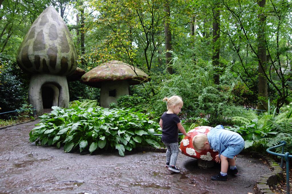 Kids hotspot: de Efteling met peuter