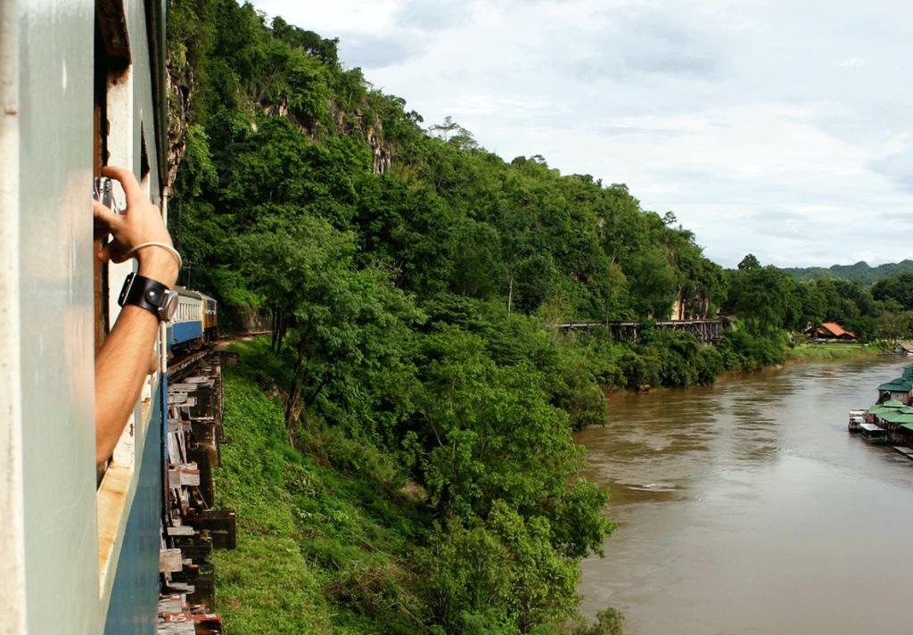 Onze route door: Thailand