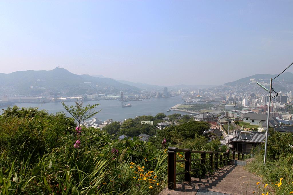 5 x doen in Nagasaki