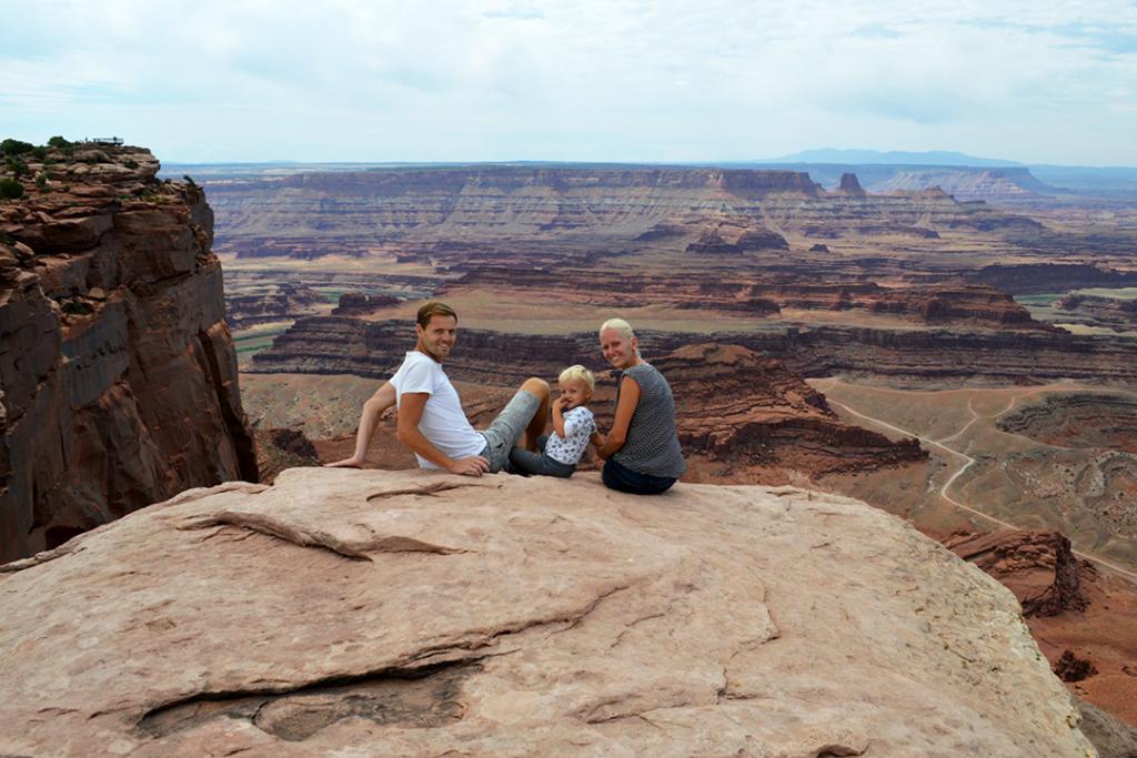 Inspirerend gezin: Henk, Nynke en Fynn (2) een half jaar op wereldreis
