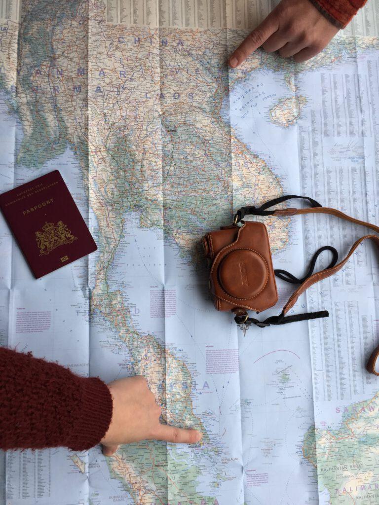 We gaan op reis!