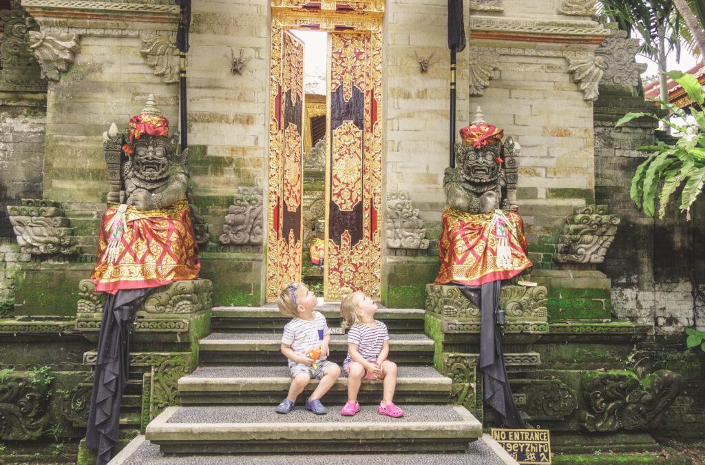Bali met kleine kinderen: doen of niet?
