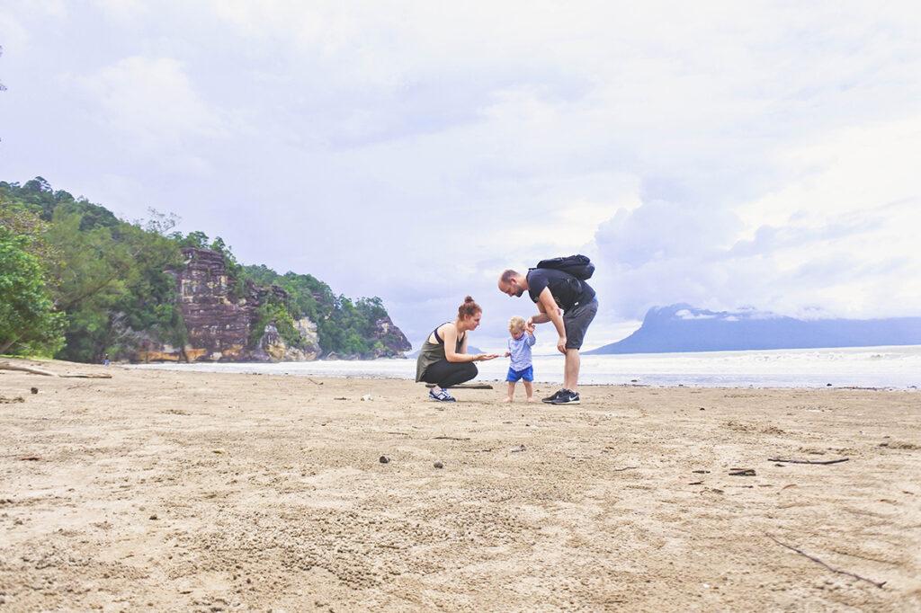 Inspirerend gezin: met een dreumes naar Maleisisch Borneo