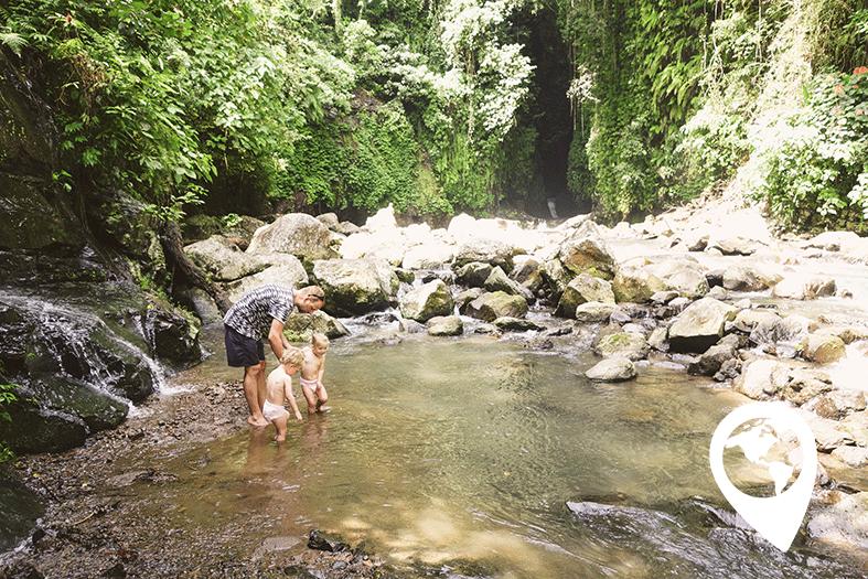 kindvriendelijke excursie op Bali, Bali vespa tours