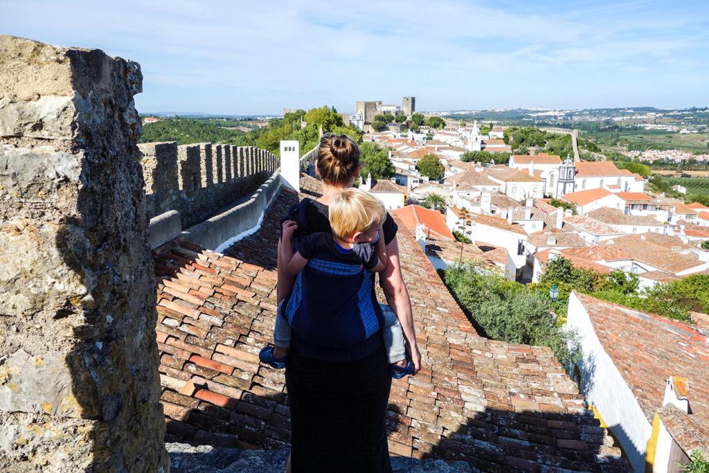 Verdwalen in middeleeuws Óbidos