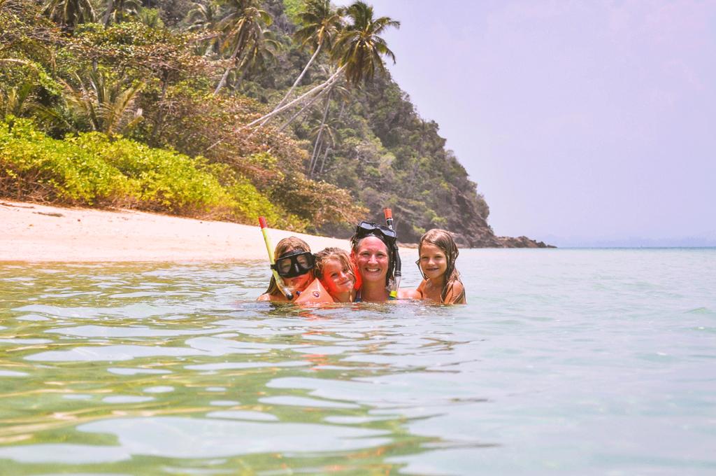 Inspirerend gezin: een jaar op reis op de bonnefooi