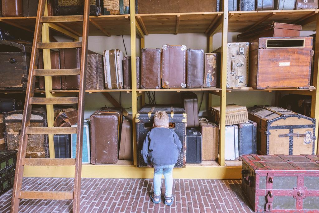 Kids hotspot: het Spoorwegmuseum, veel meer dan treinen kijken