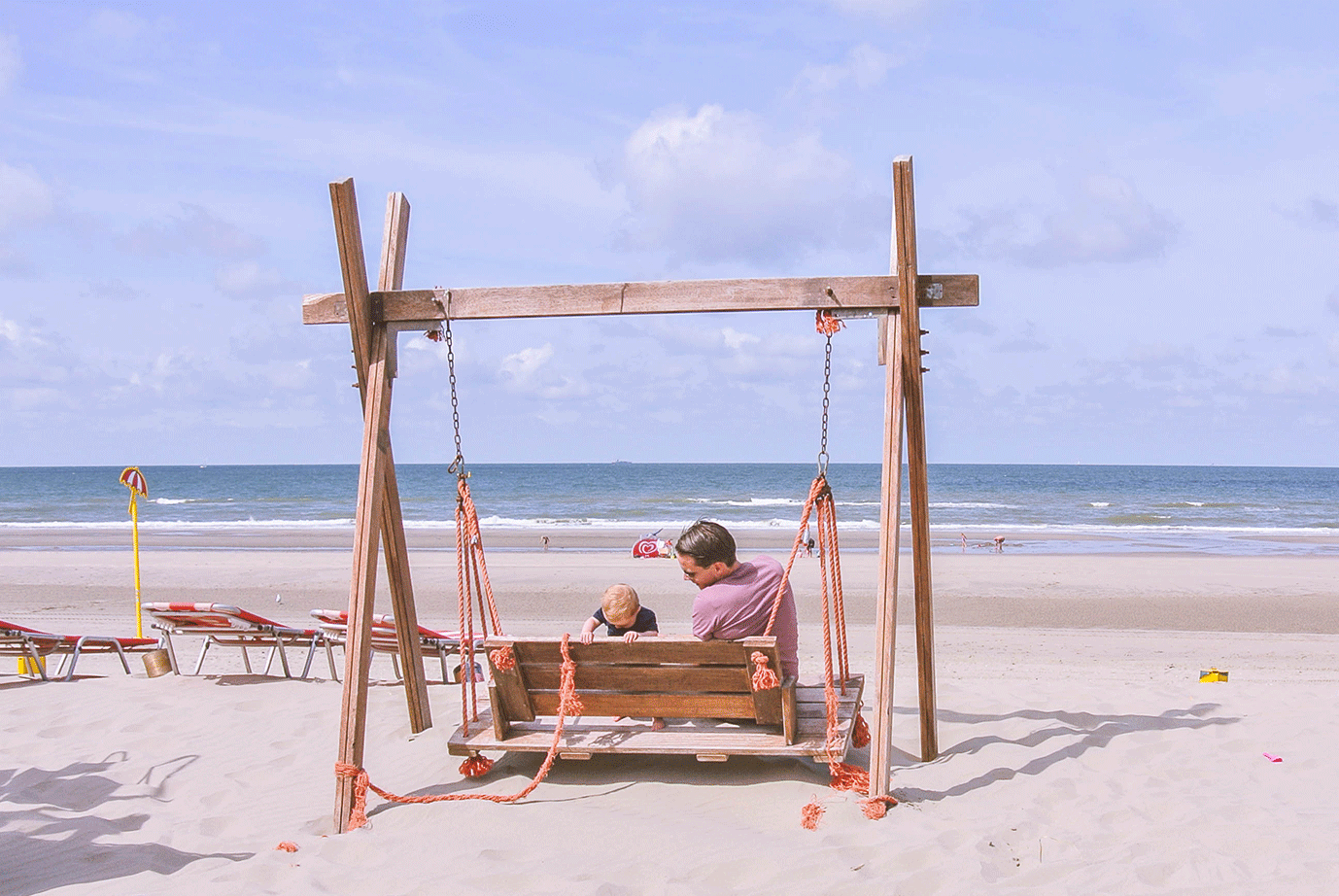 Strandtent de Pit