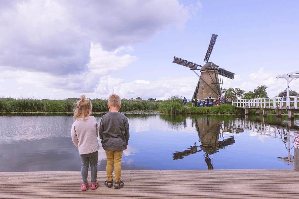 Nederland met kinderen – uitstapjes in eigen land