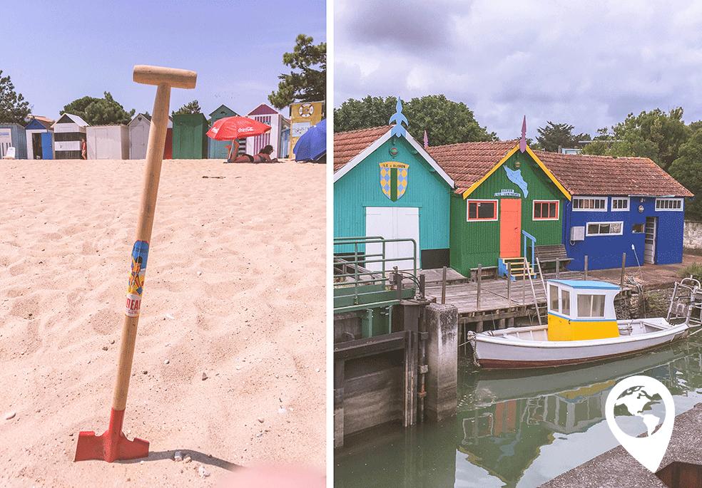 kindvriendelijk Île d'Oléron huisjes