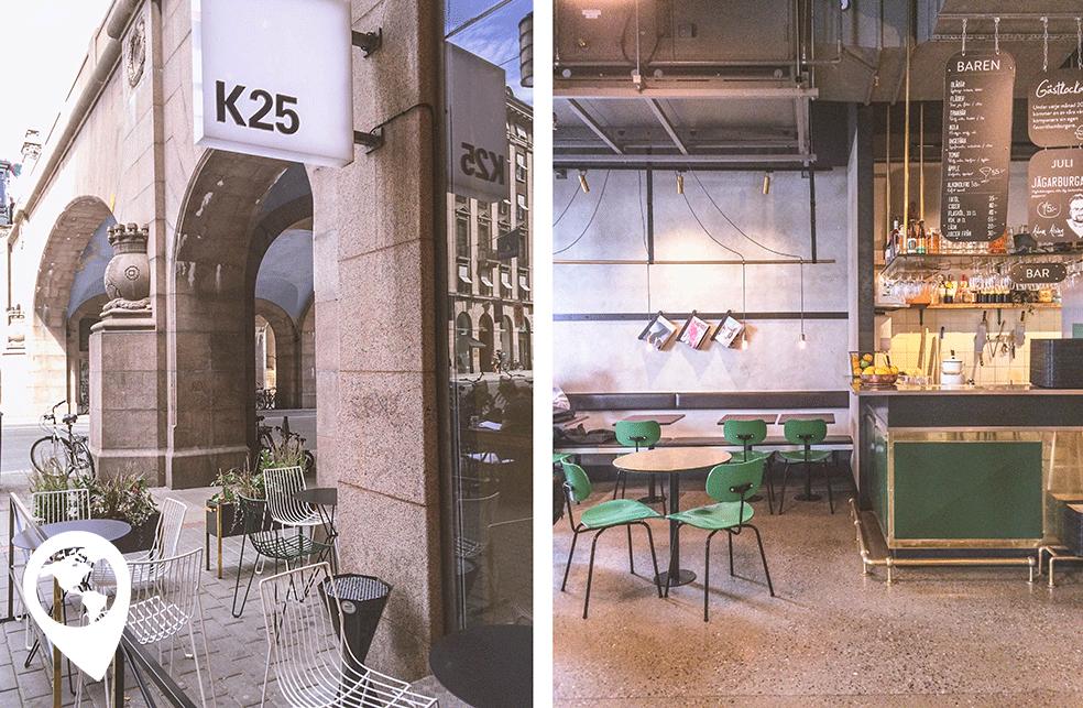 De beste adresjes in Stockholm - K25