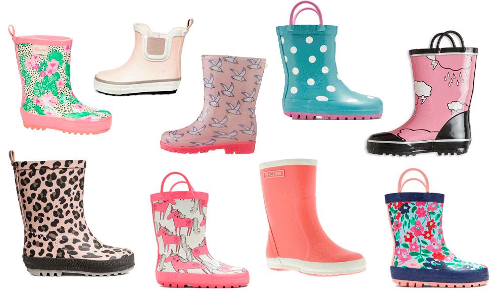 regenlaarzen voor kinderen meisjes
