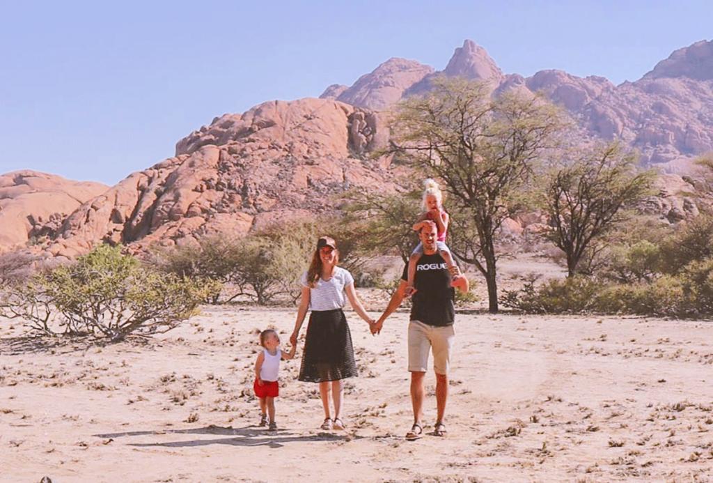 Inspirerend gezin: 14 maanden op wereldreis met kinderen