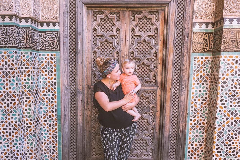 De vakantie van Nies: rondreis Marokko met dreumes