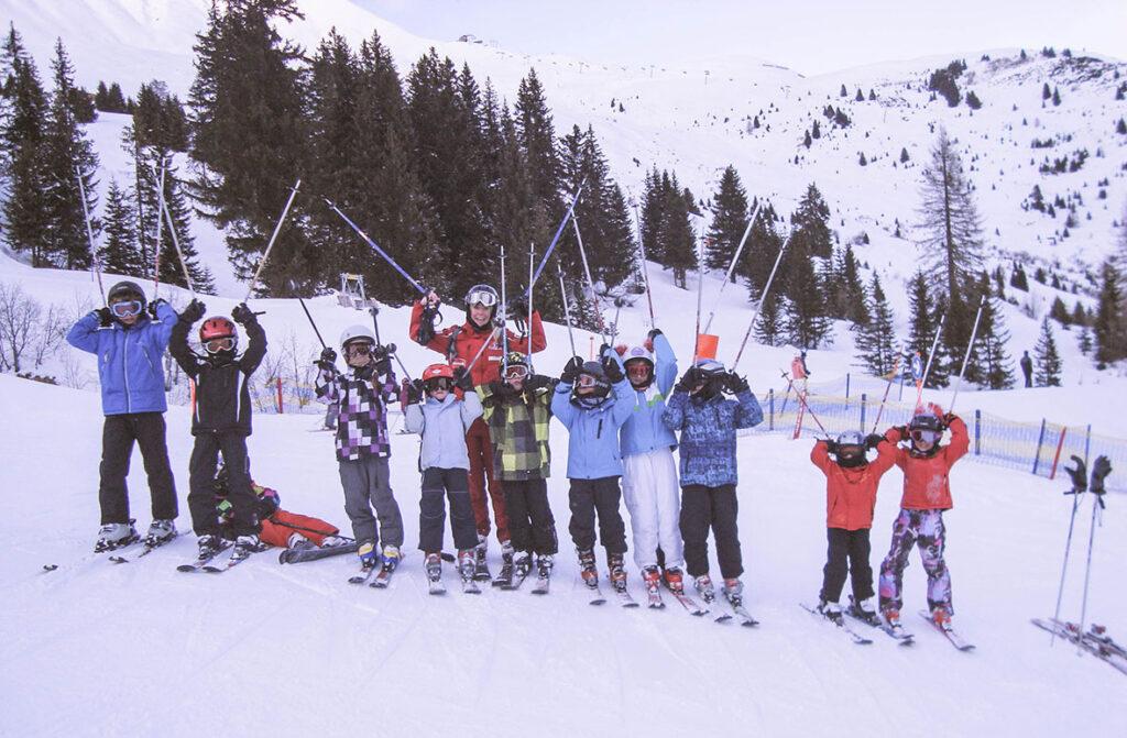 Skiën met kleine kinderen? Tips van de skileraar!