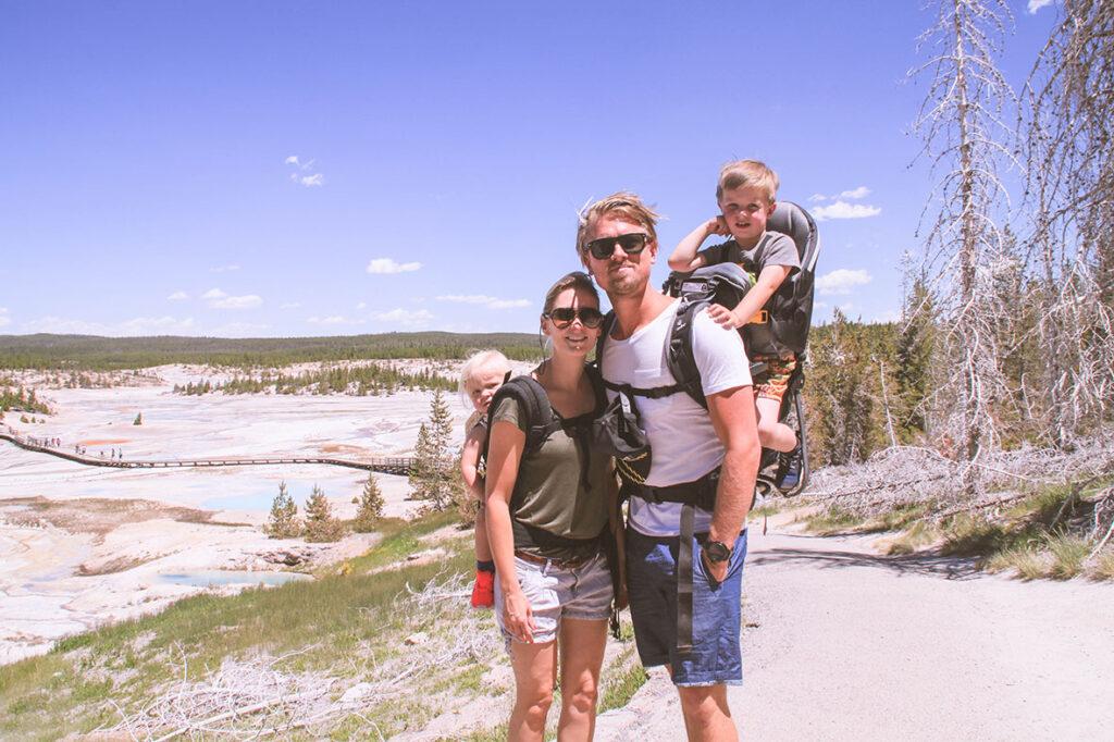 Inspirerend gezin:Elk jaar een verre reis