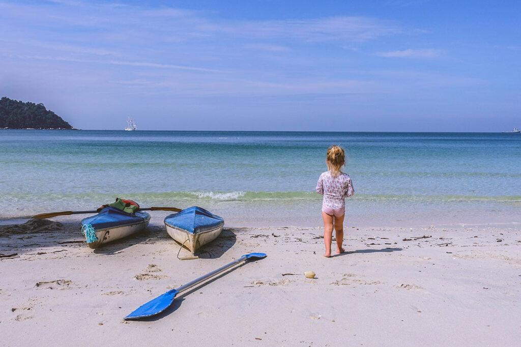 Week 4: vakantievibes op paradijselijk Pulau Pangkor
