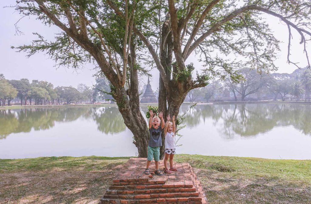 Week 8: Bezinning in Sukhothai