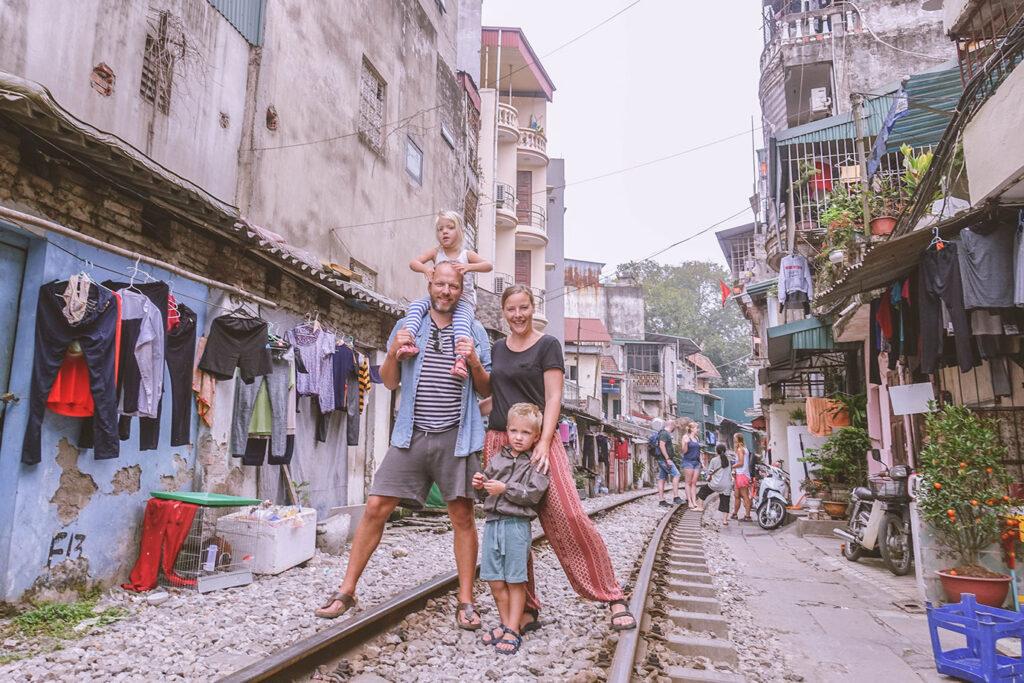 Week 12: Van dipje naar hoogtepunt in Vietnam