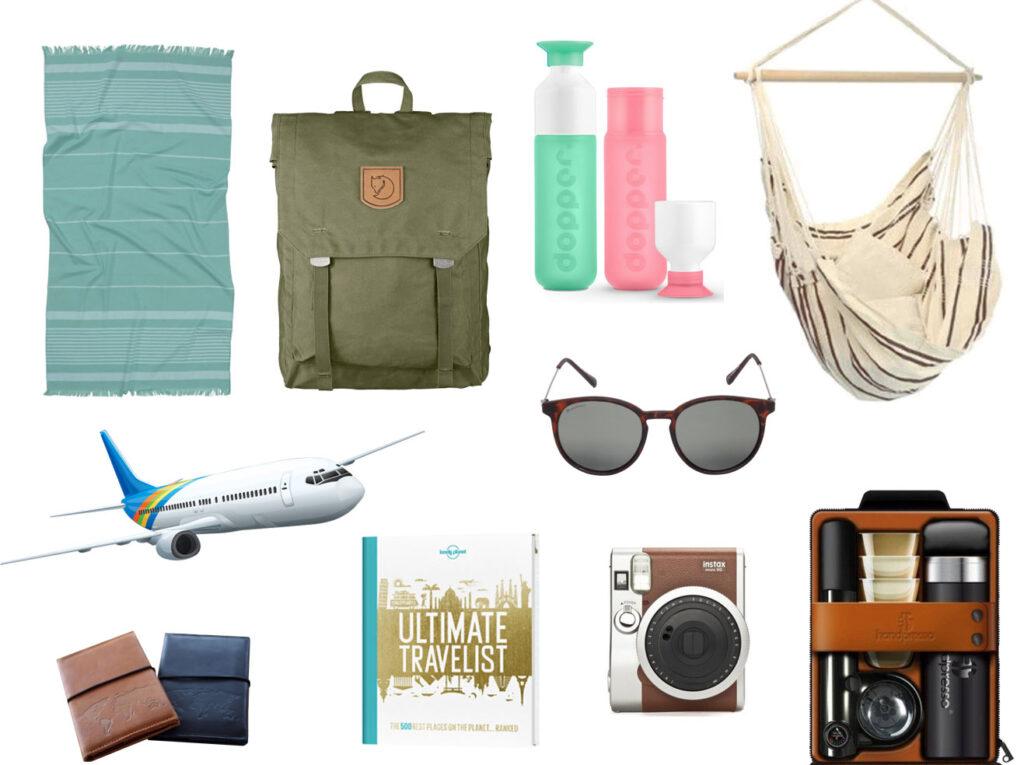 Moederdag cadeautips voor de reislustige moeder