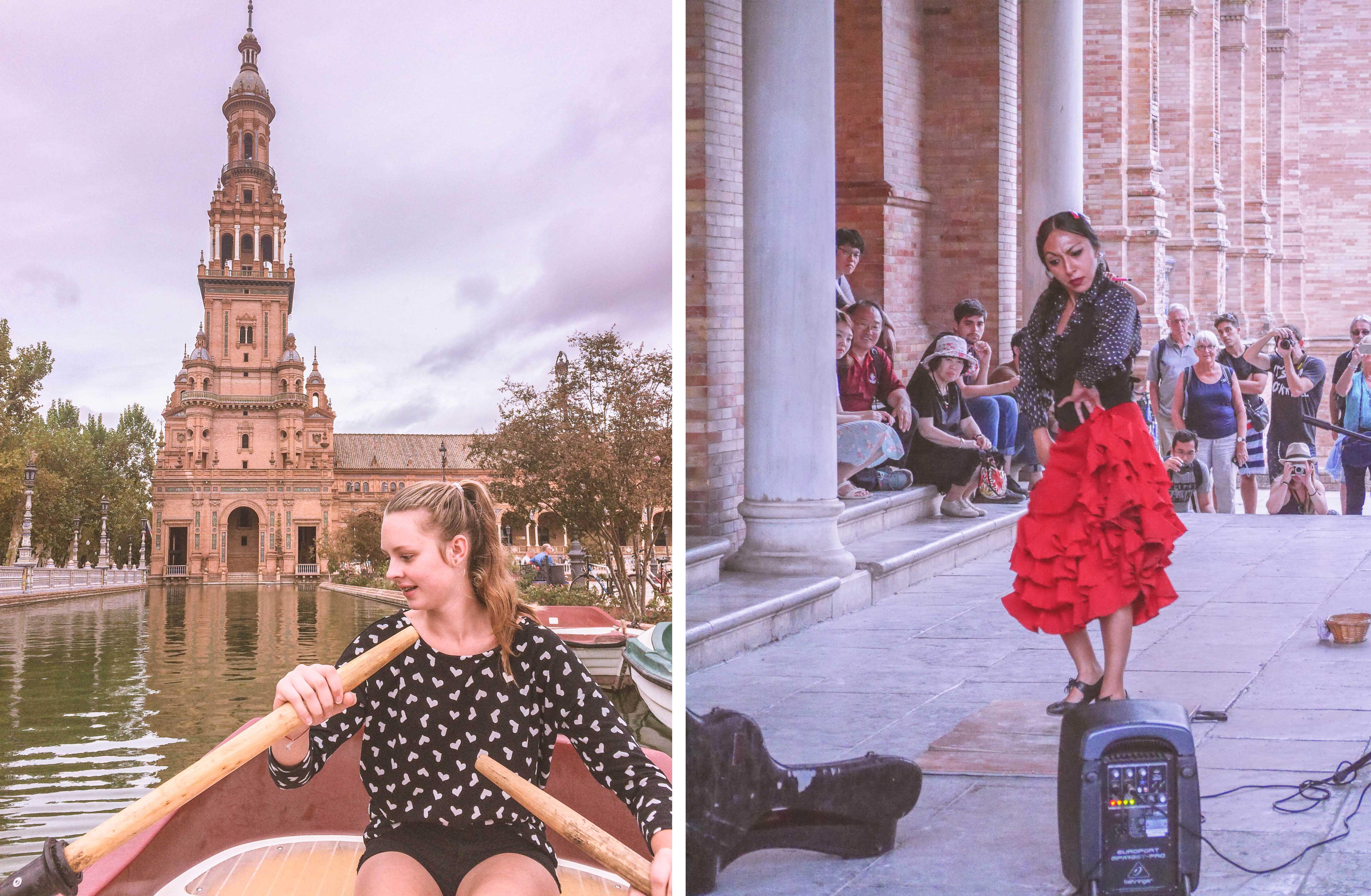 Spanje met kind - Sevilla met een puber