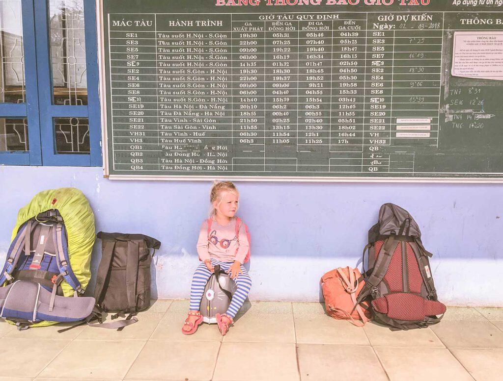 Hoe bereid je kinderen voor op een (verre) reis? 5 handige tips.