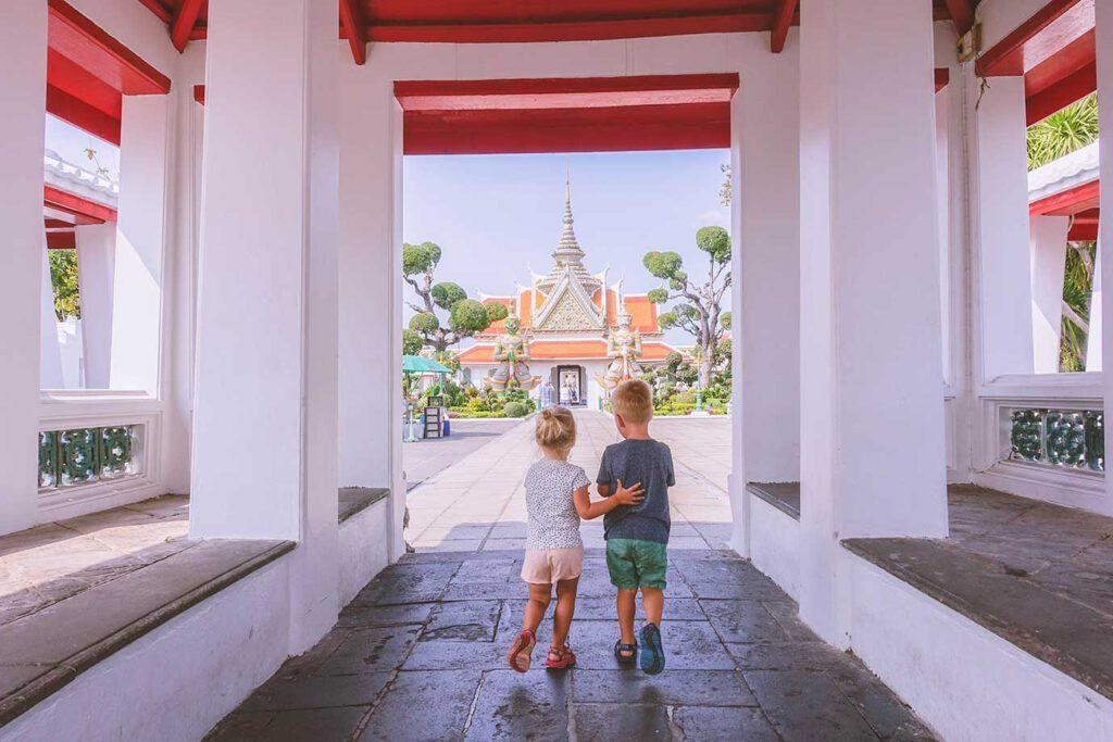 Kindvriendelijke route Thailand in 3 weken