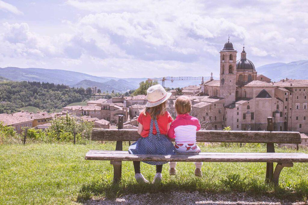 De vakantie van Angelique: De Marken (Italië) met kleine kinderen