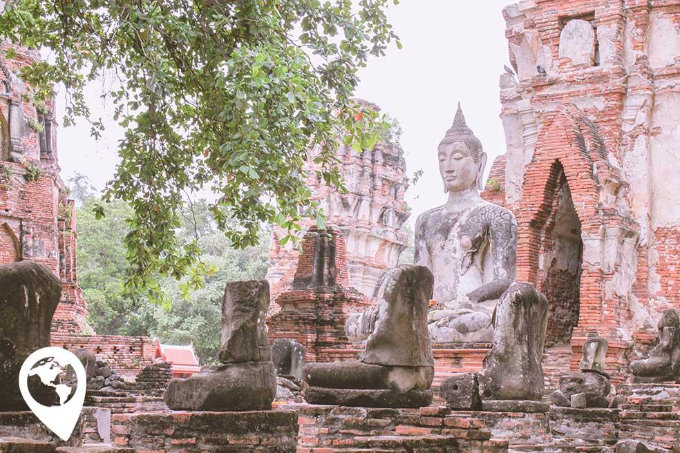 thailand-met-kind-ayuthaya