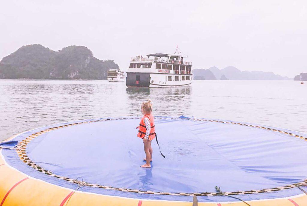 Halong Bay met kinderen: welke cruise kies je?