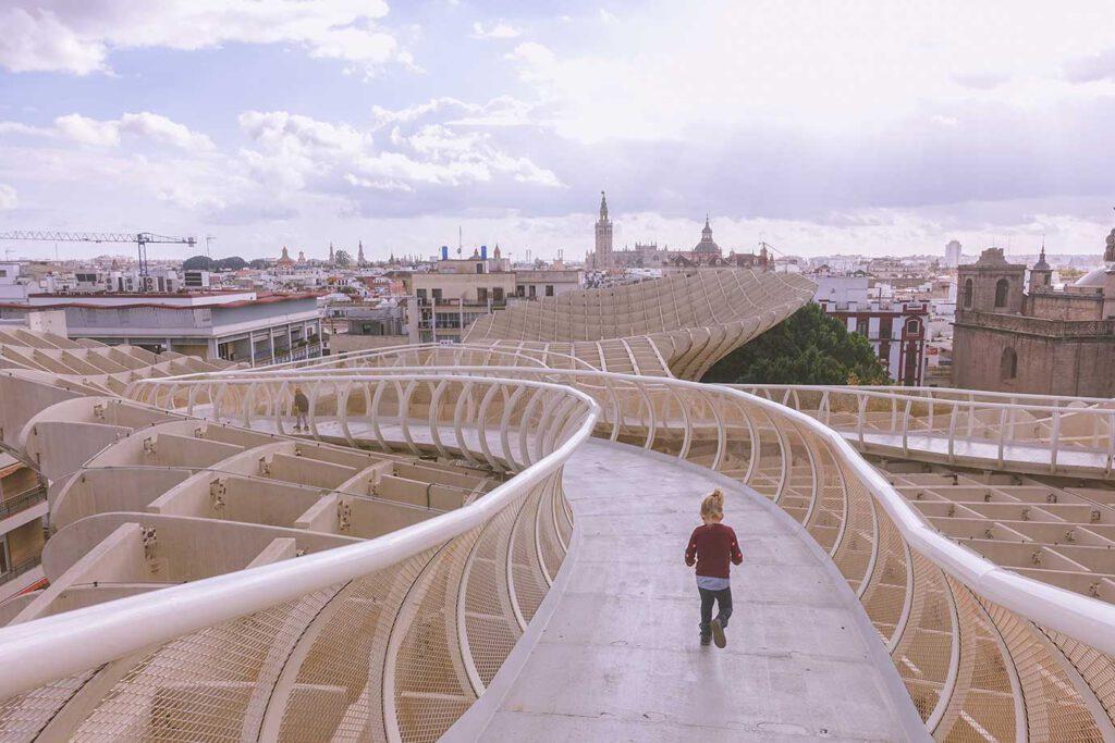 Sevilla met kinderen: 12 x zien en doen