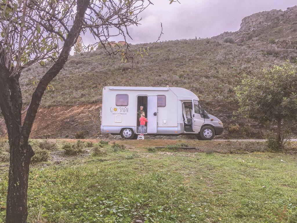 Camperreis Spanje – wat kost het?