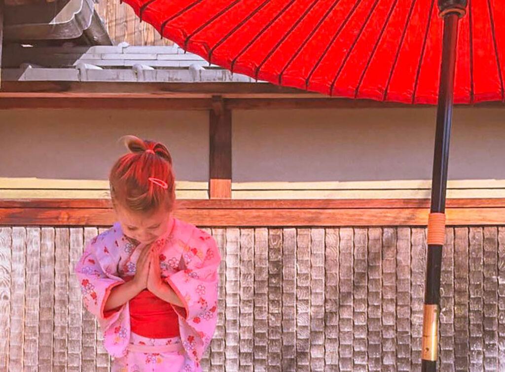 De route van: rondreis Japan met kinderen