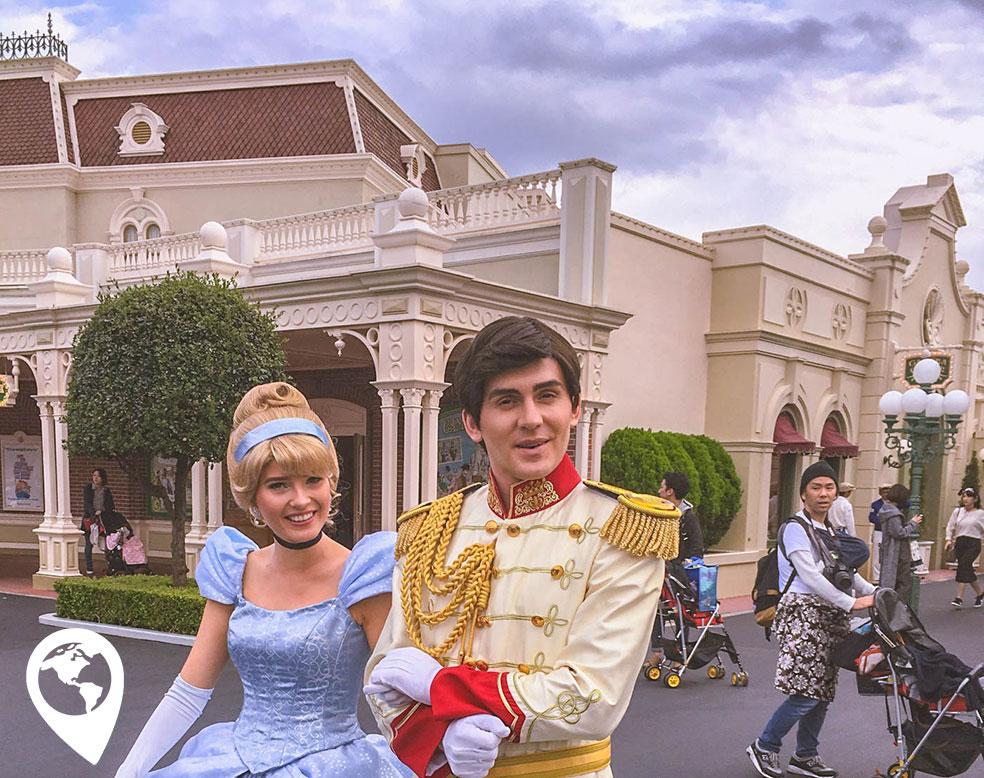 Rondreis Japan met kinderen - Disney Tokyo