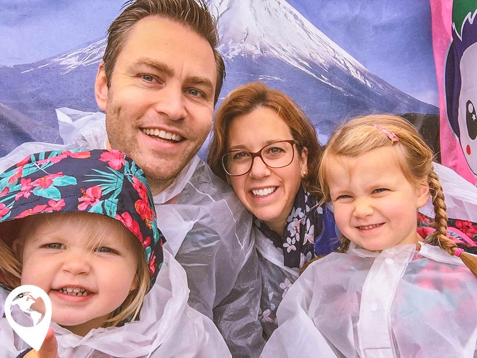 Rondreis Japan met kinderen - gezin