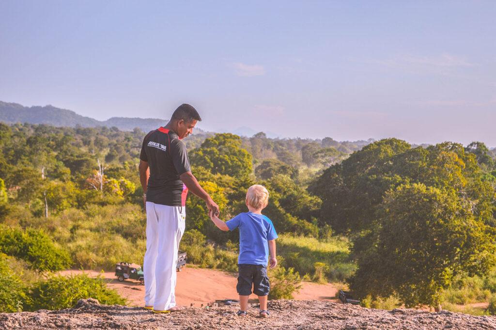 De complete gids voor Sri Lanka met kinderen