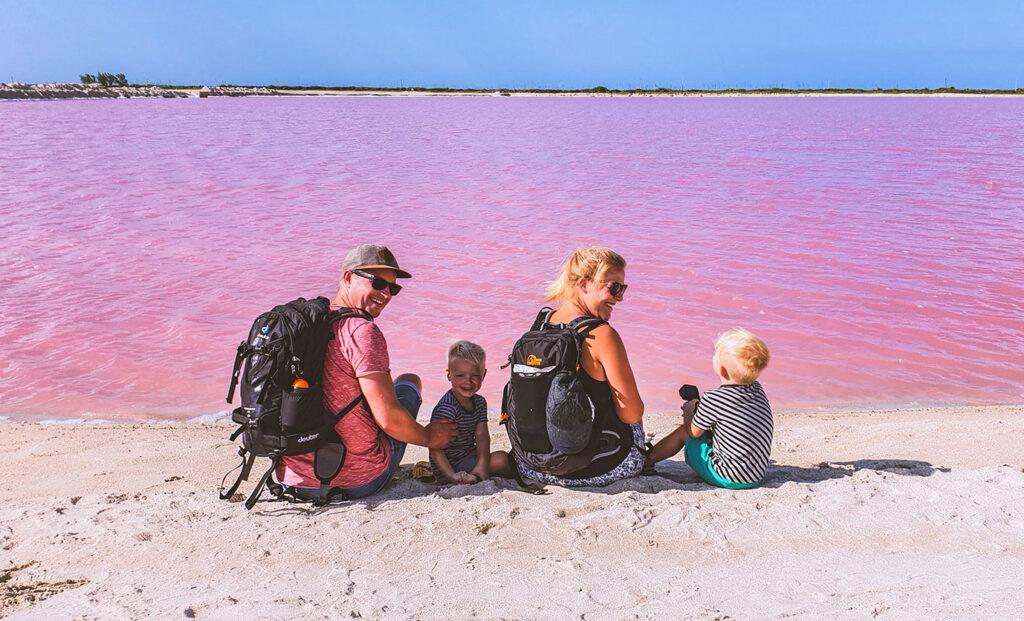 De route van Belinda: rondreis Yucatan (Mexico) met kinderen