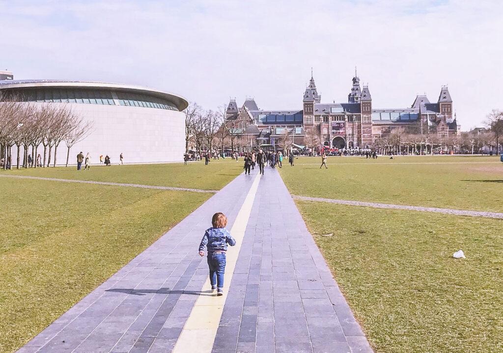 Amsterdam met (kleine) kinderen – in 48 uur