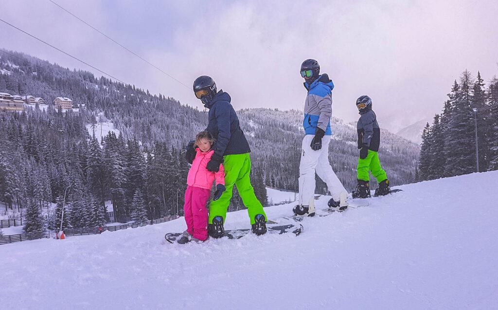 10 praktische tips voor wintersport met kinderen