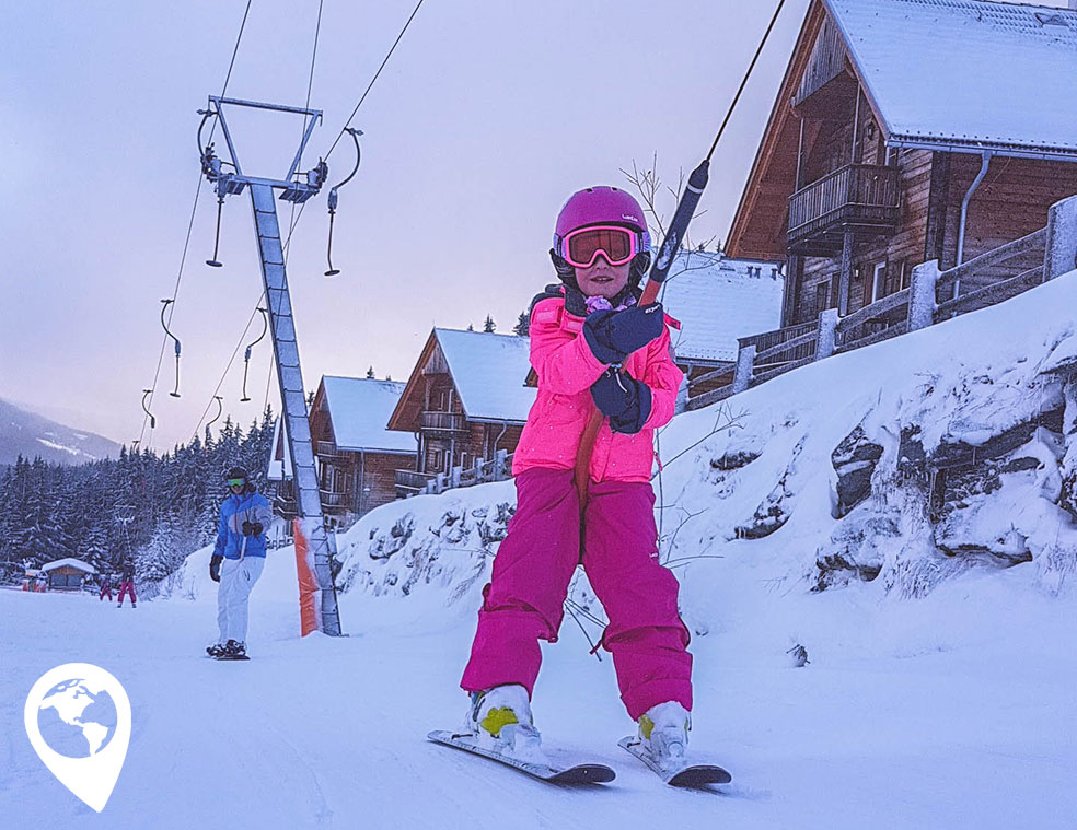 Wintersport met kinderen - skiles