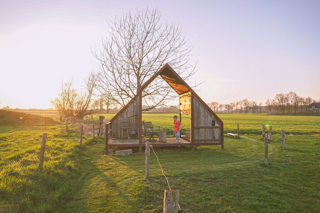 Kindvriendelijke hotspot vlakbij Deventer: de Kleine Wildenberg