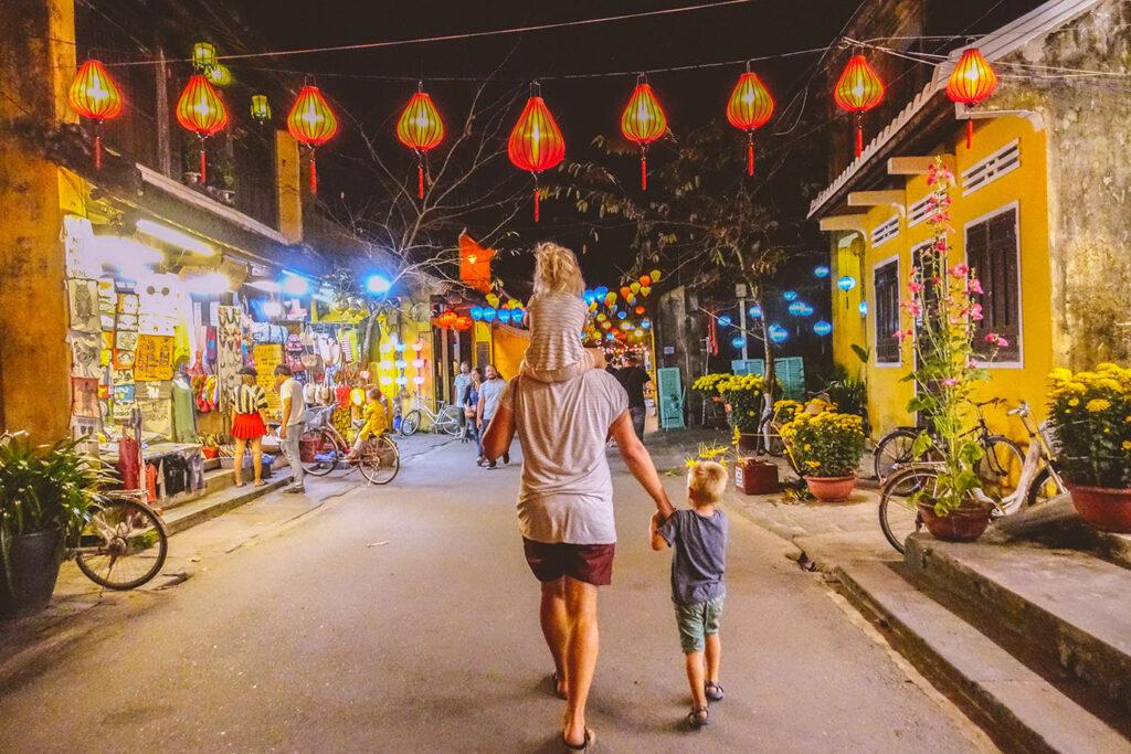 Hoi An met kinderen – zien en doen