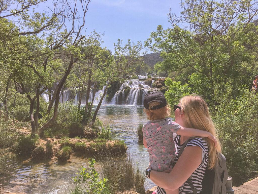 De vakantie van Sabine: Kroatië met peuter
