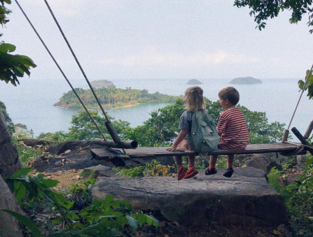 De vakantie van Cim: Ko Chang (Thailand) met kinderen