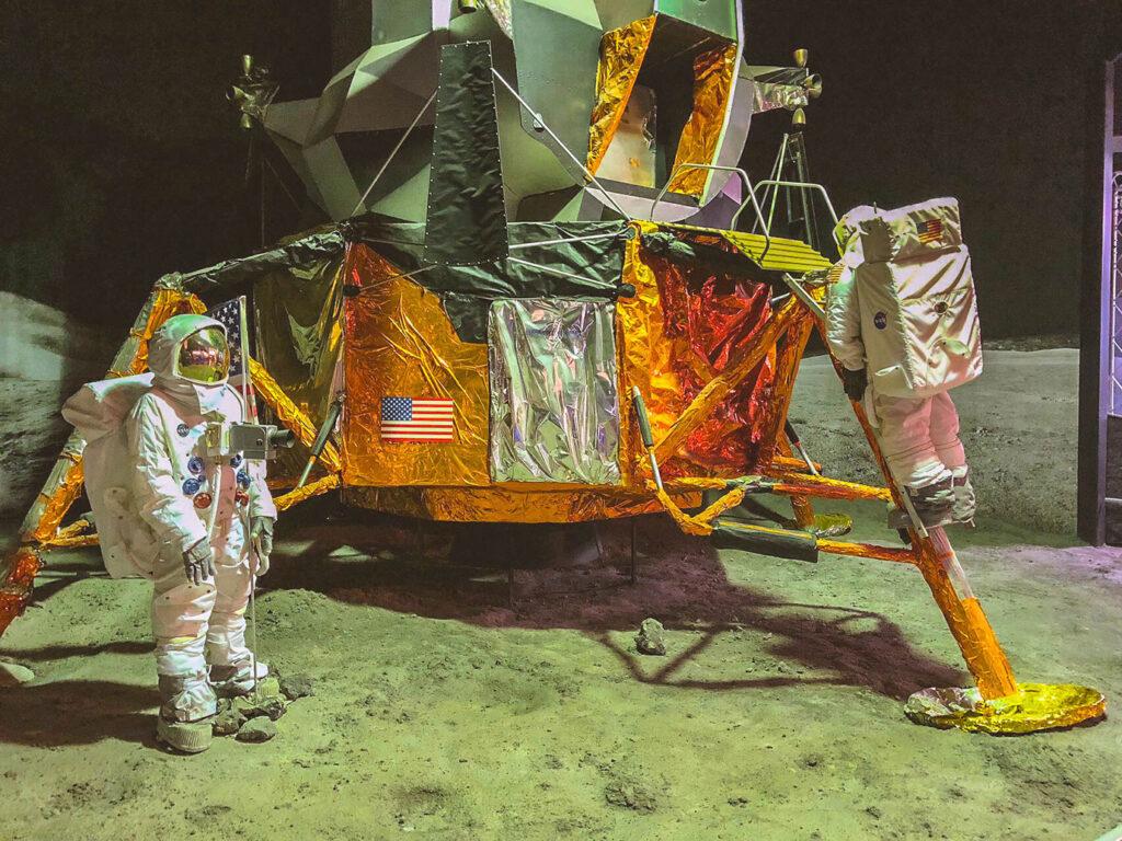 Kindvriendelijke hotspot: Space Expo Noordwijk