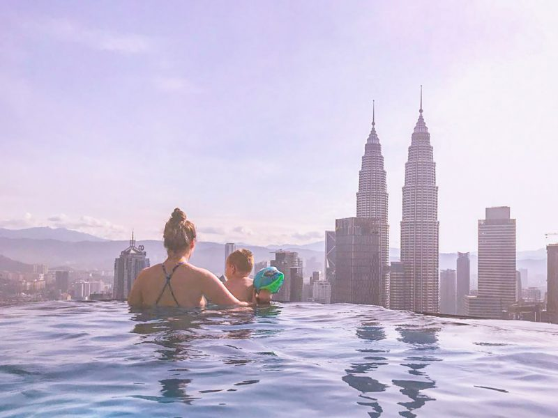Kuala Lumpur met kinderen in 72 uur
