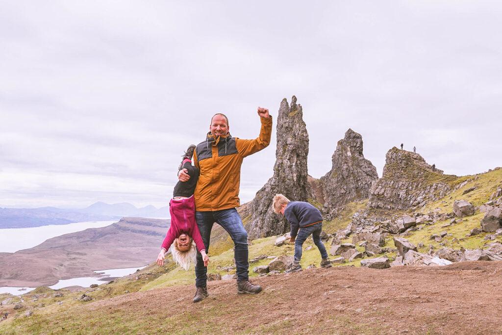 Isle of Skye met kinderen – tips