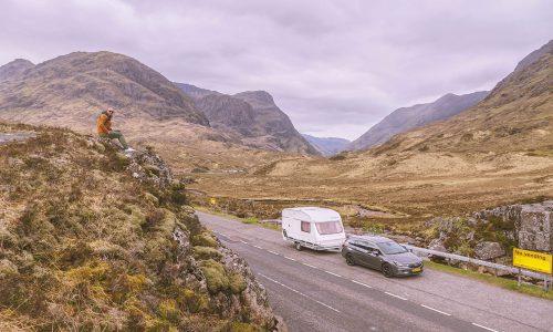 rondreis-schotland-kinderen-caravan