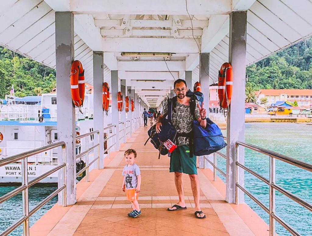 Inspirerend gezin: 3 maanden zuid-oost Azië met kleine kinderen